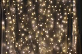 indoor curtain lights warm white sparkling lights