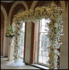 Rent Wedding Arch Wedding Flowers Arch Hire The Fine Flower Company