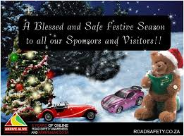 arrive alive road safety tips for festive season 2009 road safety