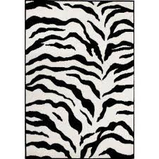zebra pattern rug animal print area rugs rugs flooring the home