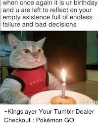 Birthday Meme Tumblr - birthday meme tumblr funny image photo joke 14 quotesbae