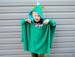 Handmade In Costume - handmade gifts for boys diy dress up poncho beatnik