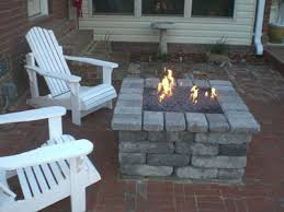 How To Build A Gas Firepit Gas Pit Ideas Amazing Best Of Build Your Own Pits Within 5