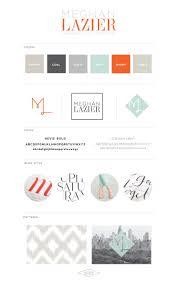 branding logo design meg laz logo design personal branding saffron avenue