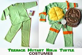 leonardo ninja turtle halloween costume homemade teenage mutant ninja turtles costumes for kids