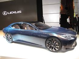 lexus lf fc interior lexus tokyo motor show new cars 2017 u0026 2018