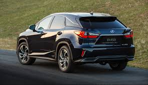 lexus rx or honda pilot 2017 lexus rx 450h news reviews msrp ratings with amazing images