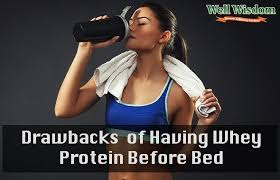 Casein Protein Before Bed Whey Protein Before Bed U2013 Is It A Good Idea