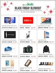 does sephora have black friday sales ebay u0027s black friday 2015 ads big thanksgiving black friday and