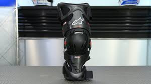 motorcycle riding apparel alpinestars fluid tech carbon knee brace motorcycle superstore