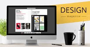 design magazine site a graphic design magazine for designers