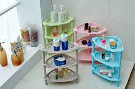 online get cheap plastic bathroom shelves aliexpress com