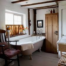 fair small bathroom ideas with mesmerizing wooden closet and