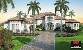 Mediterranean House Floor Plans South Florida Designs Mediterranean 6 Bedroom House Plan Florida