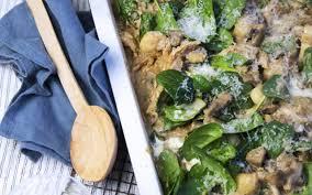 cuisiner restes de poulet gnocchis aux restes de poulet sauce chignons cuisine et