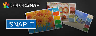 Paint Color Palette Generator by Snap It By Sherwin Williams Instantly Turns Any Image Into A