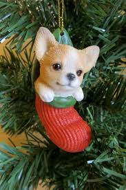 chihuahua ornaments exquisite ideas tree