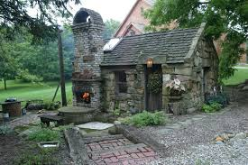 Brick Patio Diy Outdoor Fireplace Plans Do Yourself Designs Pictures Design Ideas