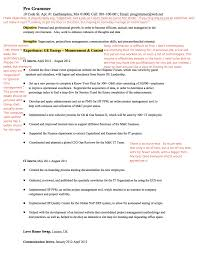 Cio Resume Sample by Double Major Resume Free Resume Example And Writing Download
