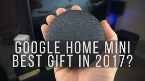 best home tech google home mini best smart home tech for the 2017 holidays