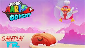 jeux de mario cuisine preview fr 3 6 mario odyssey gameplay pays de la cuisine