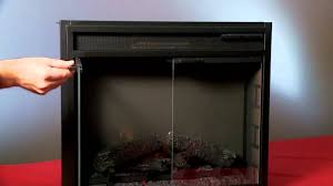 23 Inch Electric Fireplace Insert by Classicflame 23