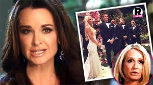 Matt Barnes Wife Sister Thee Dread Kyle Richards Rsvps No To Niece Brooke U0027s Wedding Amid