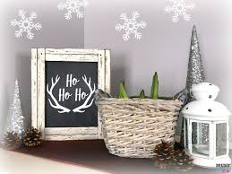 free rustic farmhouse chalkboard printable christmas decor ideas
