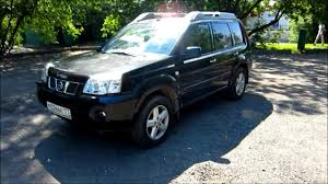 2005 nissan x trail start up engine and in depth tour youtube