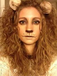 Lion King Halloween Costumes 25 Lion Halloween Costume Ideas Cat Makeup