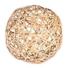 filet de peche decoratif décoration en kraft naturel tous les accessoires de déco pour