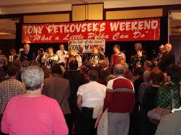 slovenian american club tony petkovsek thanksgiving polka