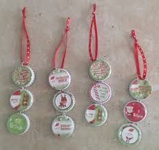 Christmas Decor Cheap by Card Stock Christmas Ornaments Easy Crafts And Homemade Diy 3d