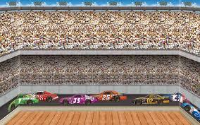race car scene setter backdrops u0026 props partycheap