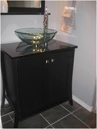 bathroom black bathroom vanities 48 wall mount mirror black