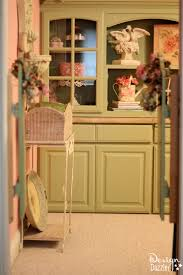 Craft Room Cabinets My Tiny Craft Room Complete With A Tree Design Dazzle