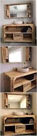 best 25 pallet vanity ideas on pinterest diy makeup vanity excellent ideas with used wood pallets