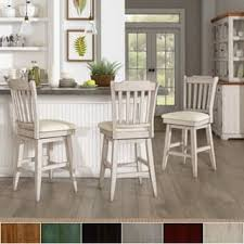 Shabby Chic Kitchen Furniture White Shabby Chic Kitchen Dining Room Chairs For Less