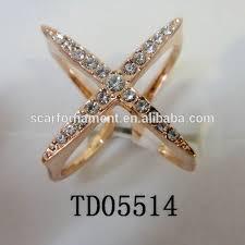 finger ring designs for fashion design cross stretch finger rings dubai gold silver