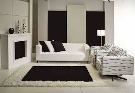 White Living Room Design White Sofa Design Ideas  Pictures For - Black and white living room decor
