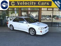 subaru sedan white 2000 subaru impreza wrx sti version 6 126k u0027s manual 1yr wrnt for
