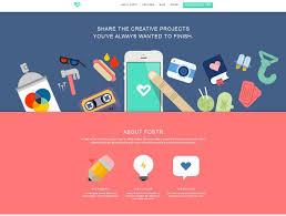 cool app websites 30 best illustrative websites images on pinterest website designs