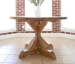 round farmhouse dining table and chairs farmhouse dining table smartqme com