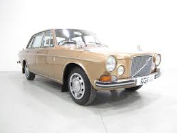 volvo history a multi award winning volvo 164e with full volvo history and just