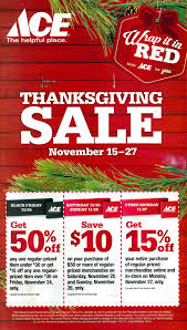 mclean s ace hardware thanksgiving sale grayling regional chamber