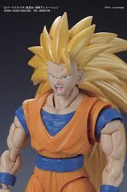 figure rise standard dragon ball super saiyan 3 son goku tokyo