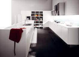 cuisine blanche sol noir la cuisine blanche une tendance intemporelle inspiration cuisine