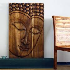 sensational decorative wall panels decorating ideas gallery in dining room modern design ideas kan thai decor wall art buddha wood panels beautiful thai wall