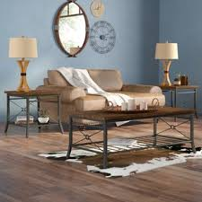 Living Room Coffee Table Set Grey Coffee Table Sets You Ll Wayfair