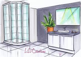 comment dessiner une cuisine dessiner sa cuisine en 3d ob db salle de bains murs grisb ensemble